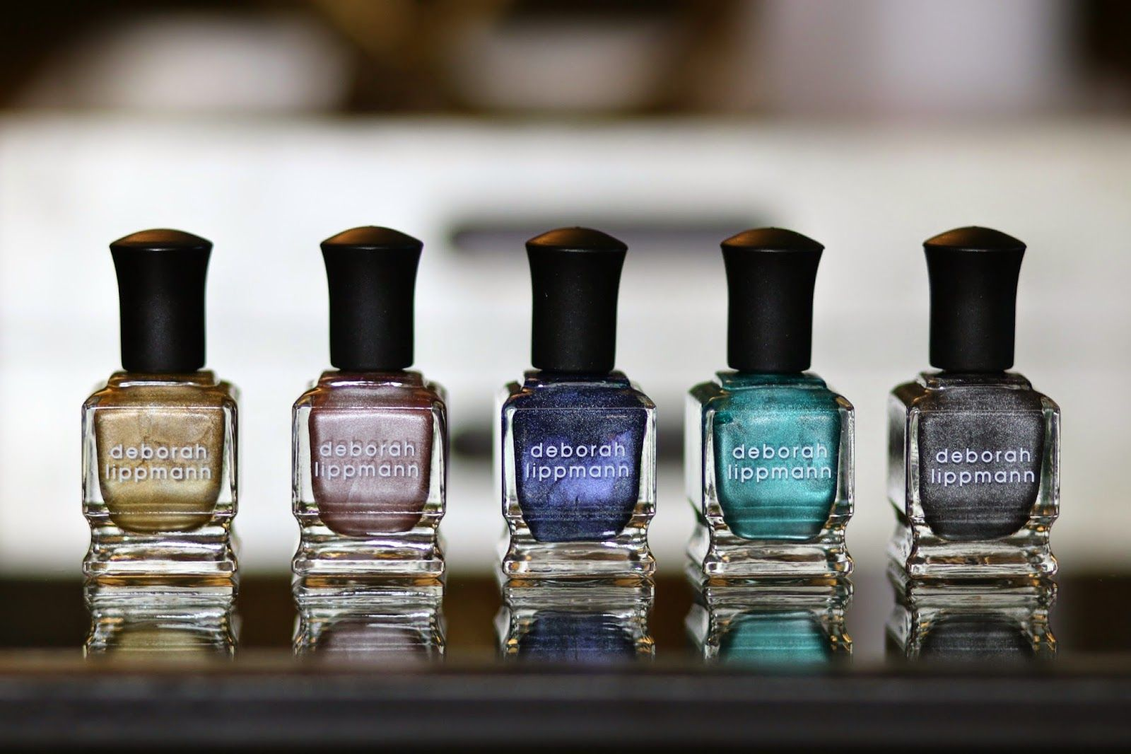 Deborah Lippmann New York Marquee Fall 2014 Collection | Makeup ...