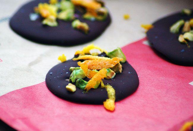 orange pistachiochocolates