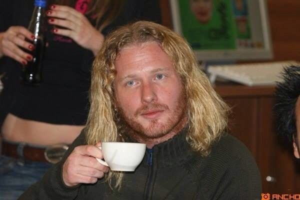 Commit error. corey taylor long blonde hair opinion