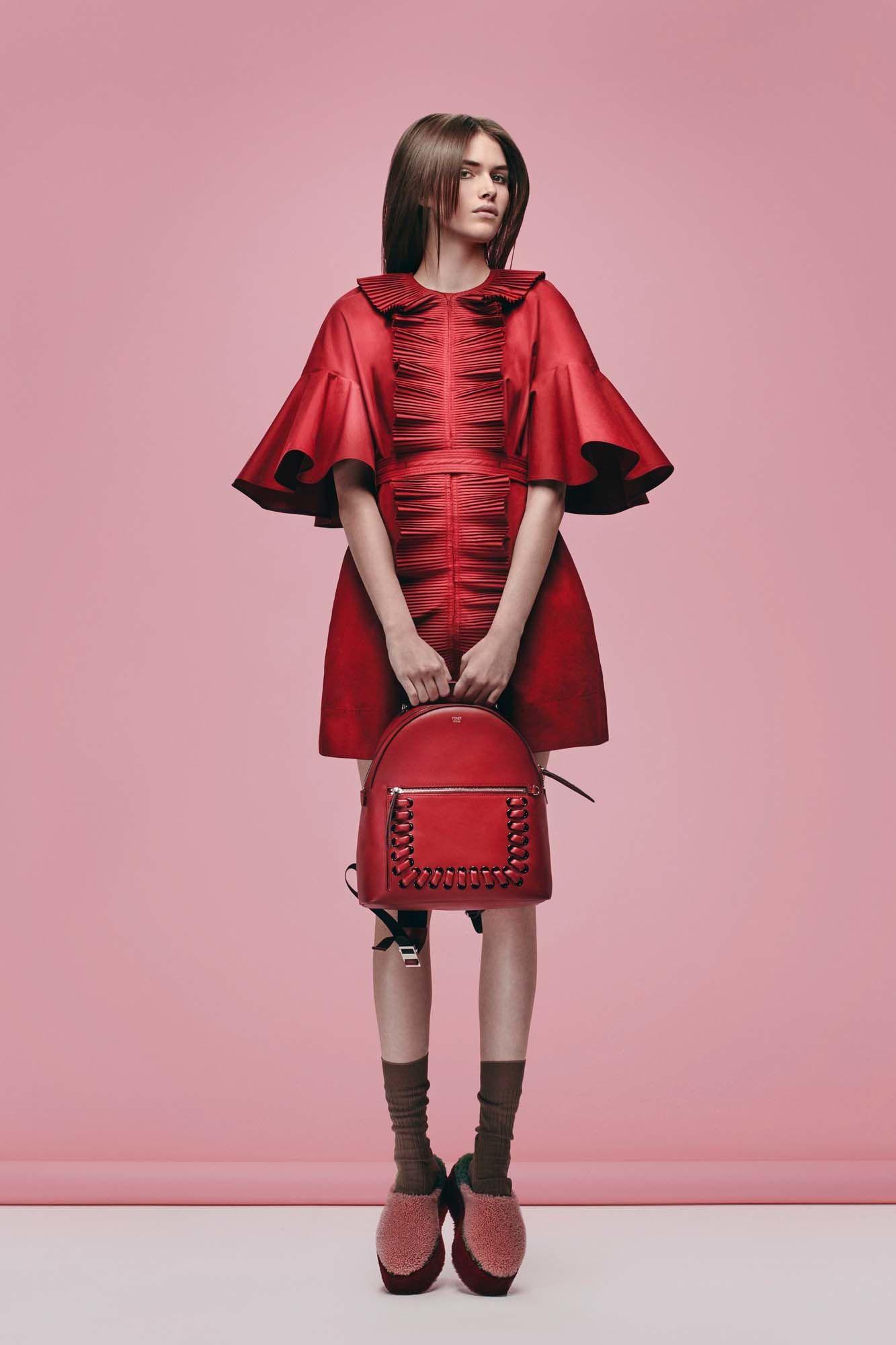 Fendi Pre-Fall 2016 Fashion Show