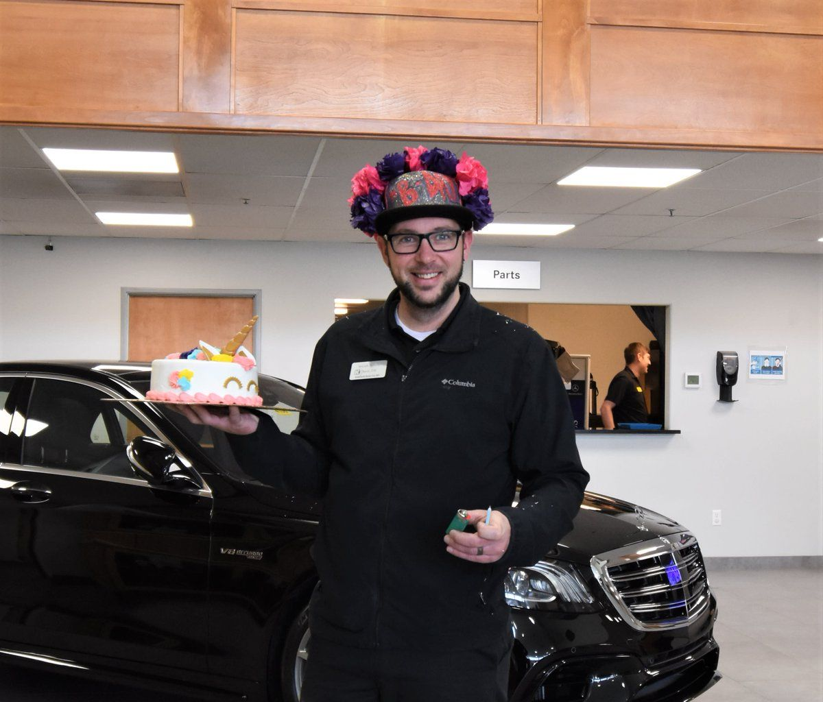 Happy Birthday Micah Thank You For All Your Hard Work Https T Co Mubltlnzkn New Mercedes Mercedes Benz Car Dealership