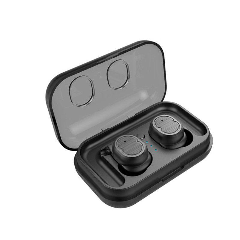 Bluetooth 5 0 Tws True Wireless Bluetooth Earphone Touch Control Stereo Ipx5 Waterproof Headphone Waterproof Headphones Bluetooth Earphones Earphone