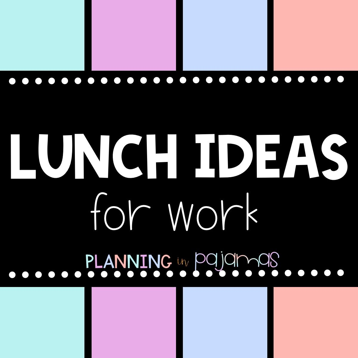 Meal Prep And Quick Amp Easy Lunch Ideas For Work