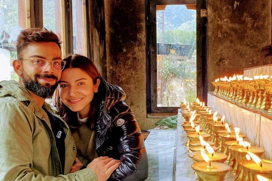 Anushka Sharma's Birthday Post for 'Love' Virat Kohli will