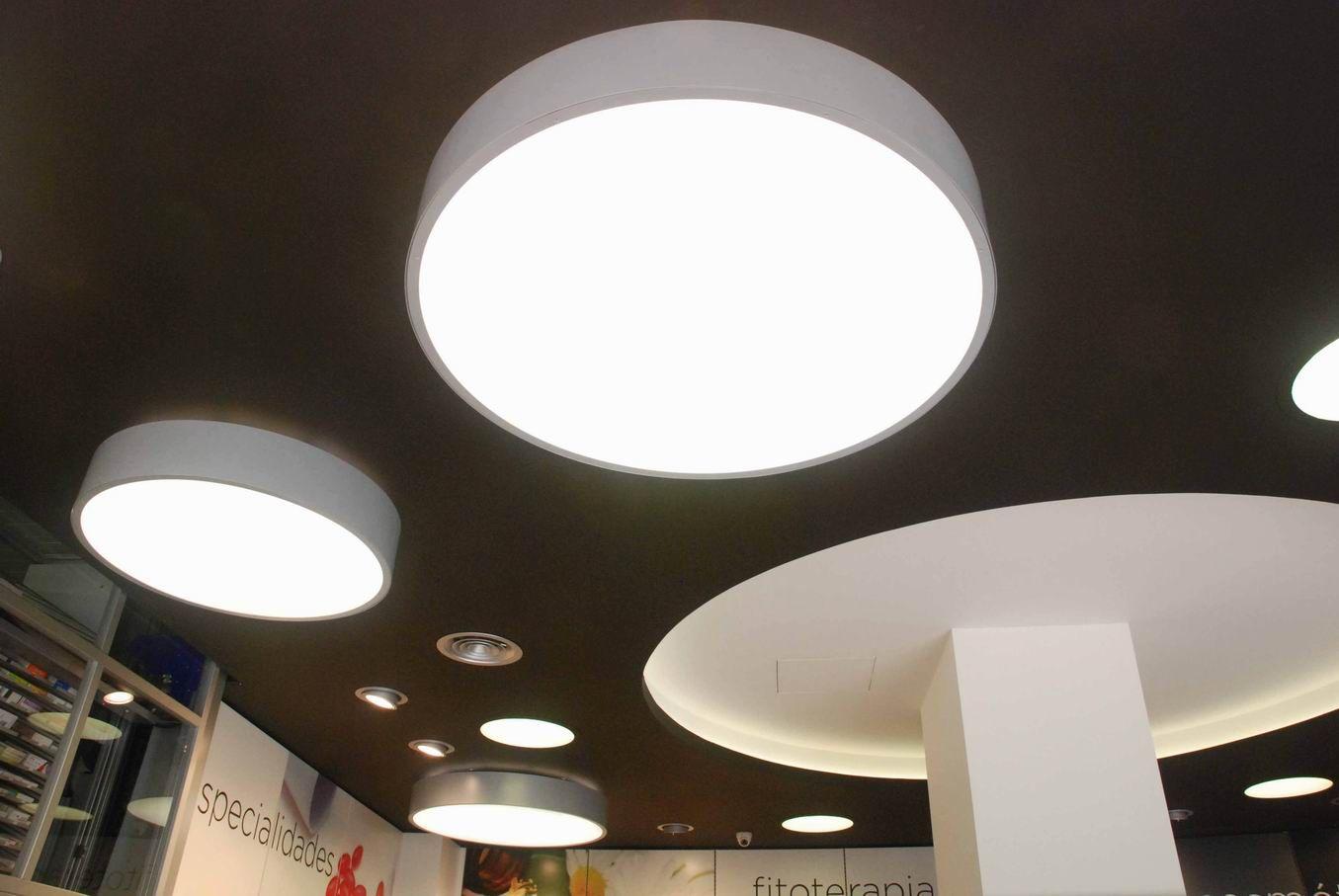 Proyecto de iluminacion farmacia iluminaci n - Iluminacion bilbao ...