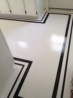9 Popular Kitchen Floor Materials With Pros And Cons Kitchen Flooring Kitchen Floor Tile Painted Floor
