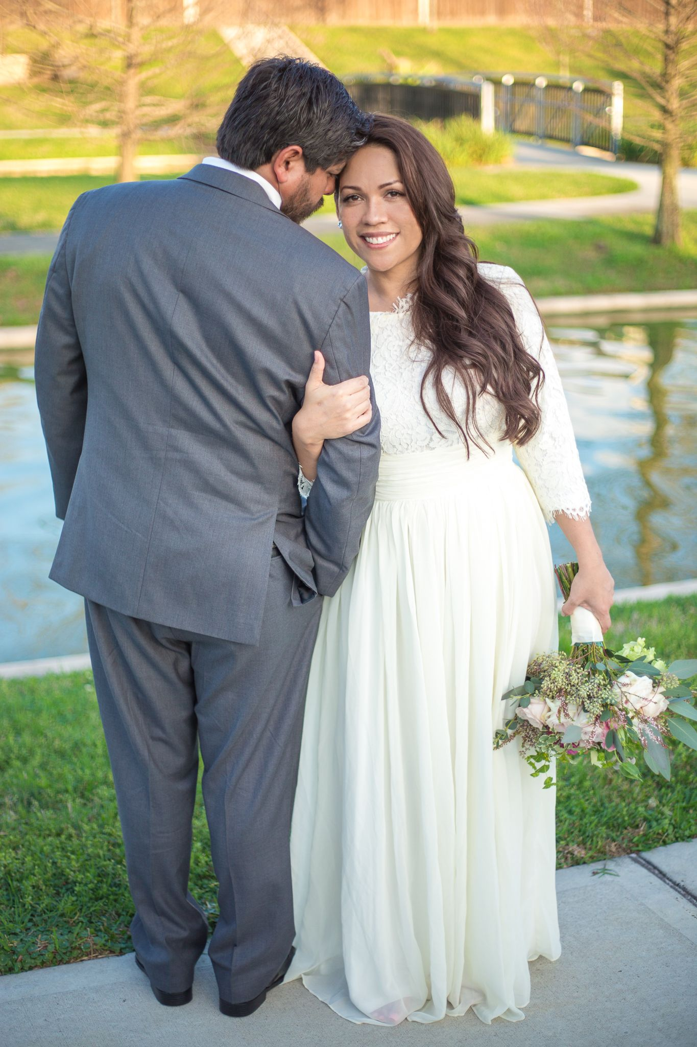 David and Leslie Wedding Productions- Houston, TX | Romantic ...