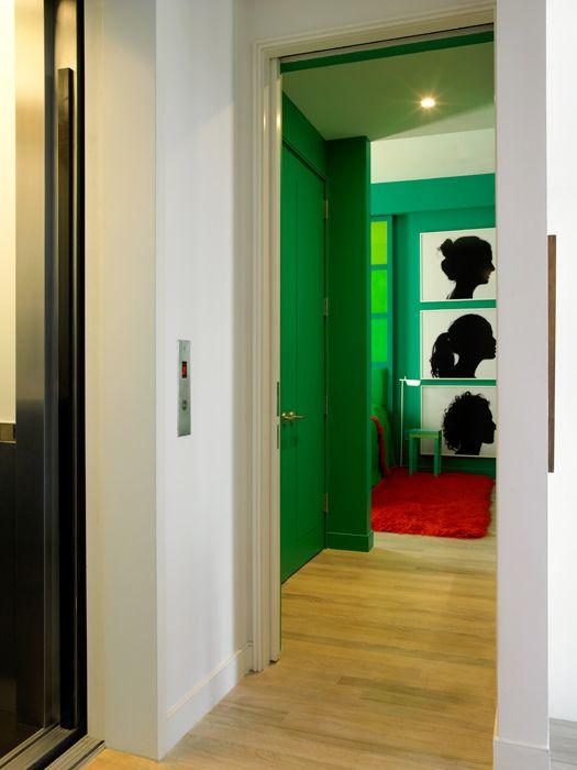 Doug Meyer interior. New York.