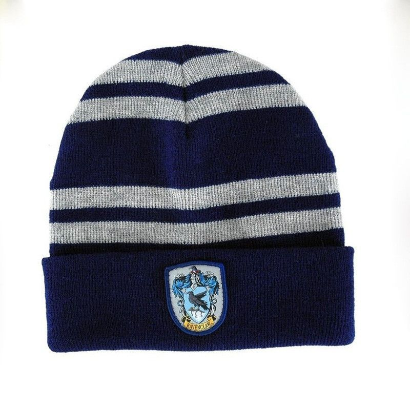 288a959eebc Harry Potter Hogwarts House Acrylic Knit Beanie Hat Cap