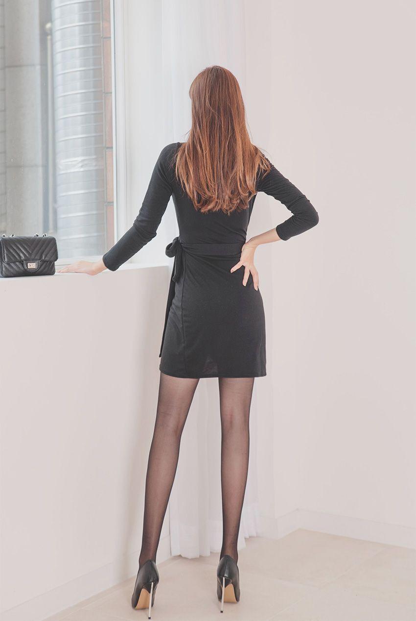 ER타샤 랩 원피스 | Fashion girl - 2019 | 여성 패션, 패션 스타일 및 ...