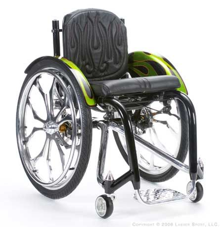found some pretty cool custom wheelchairs on this site. | physical