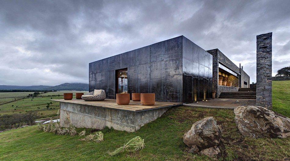 Quand le design et la pierre se marient pour concevoir une maison