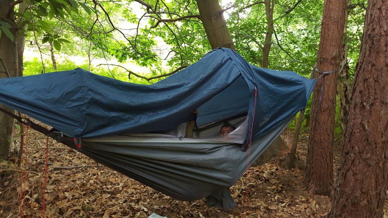 The Backpacker Flying Tent .backpacker.uk.com & The Backpacker Flying Tent www.backpacker.uk.com | Backpacker ...