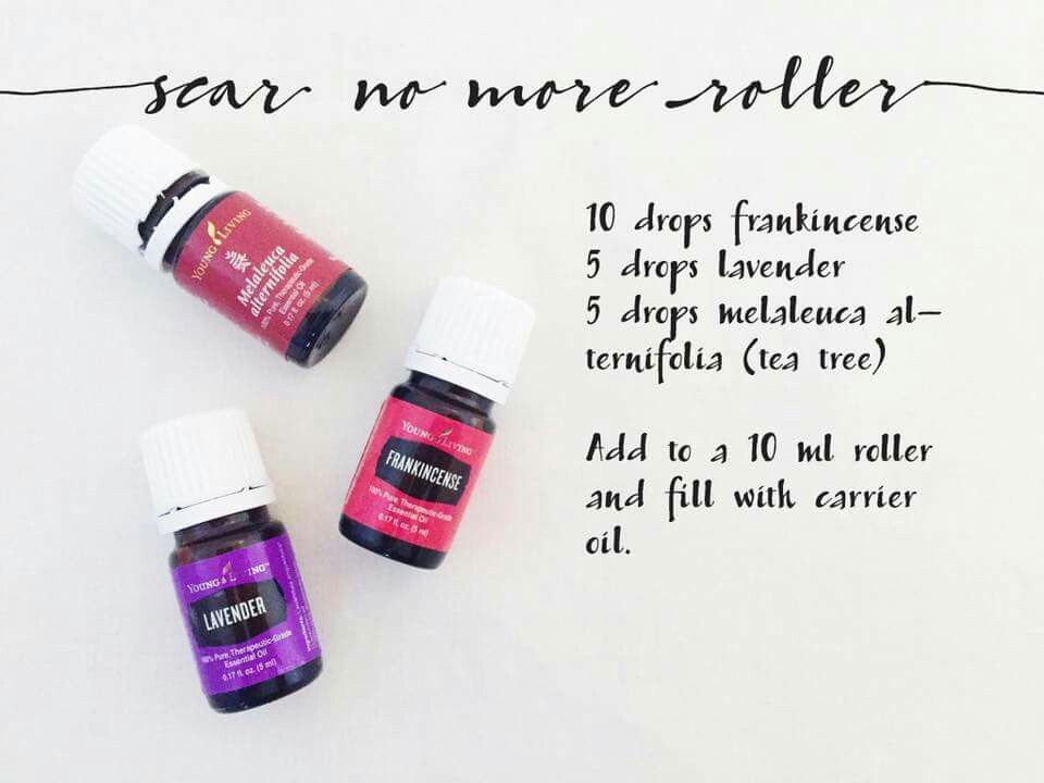 Scar Roller Essential Essential Oils Young Living Essential