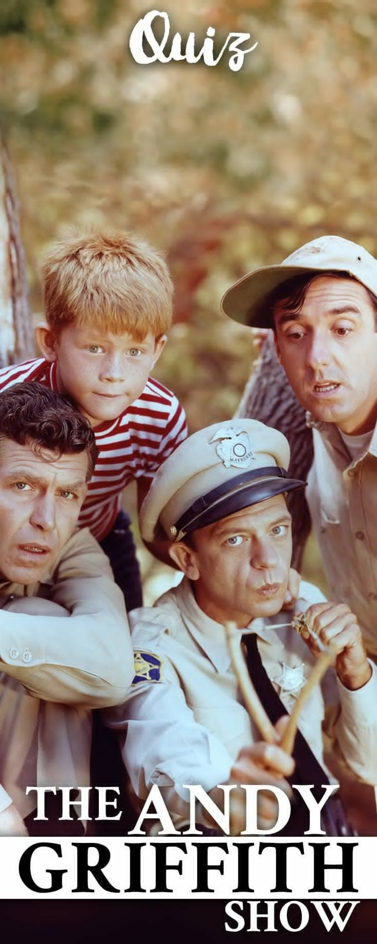 Do You Remember Mayberry Take Our Andy Griffith Show Quiz Tv