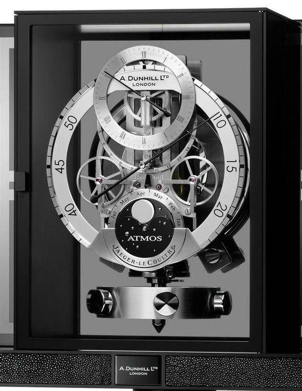 33e85e60c12 Dunhill Clock  DestinationMars
