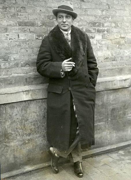 Valentino Garavani (born 1932), fashion designer, known simply as Valentino