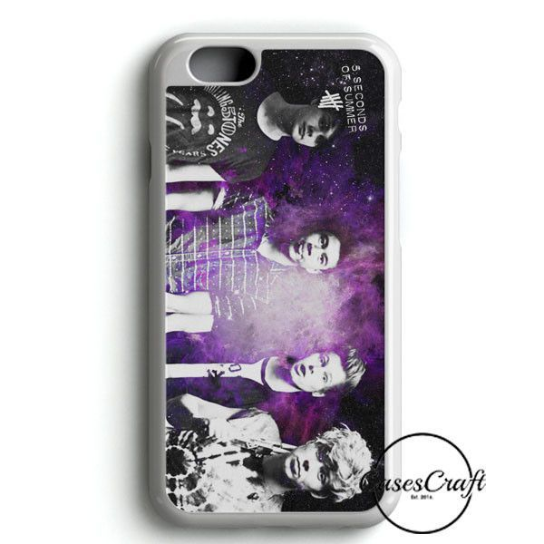 5 Second Of Summer 5 Countries 5 Day iPhone 6/6S Case | casescraft