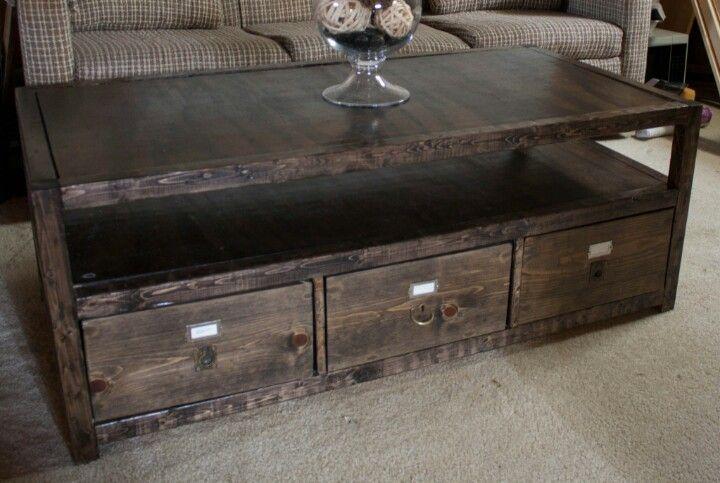 ana white storage coffee table | coffee table design | pinterest
