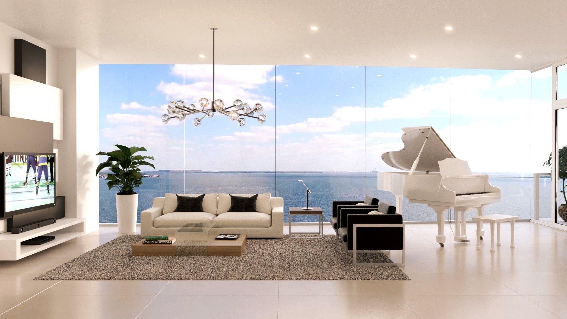 Blog Flat Decor Interior Rendering Living Room Decor
