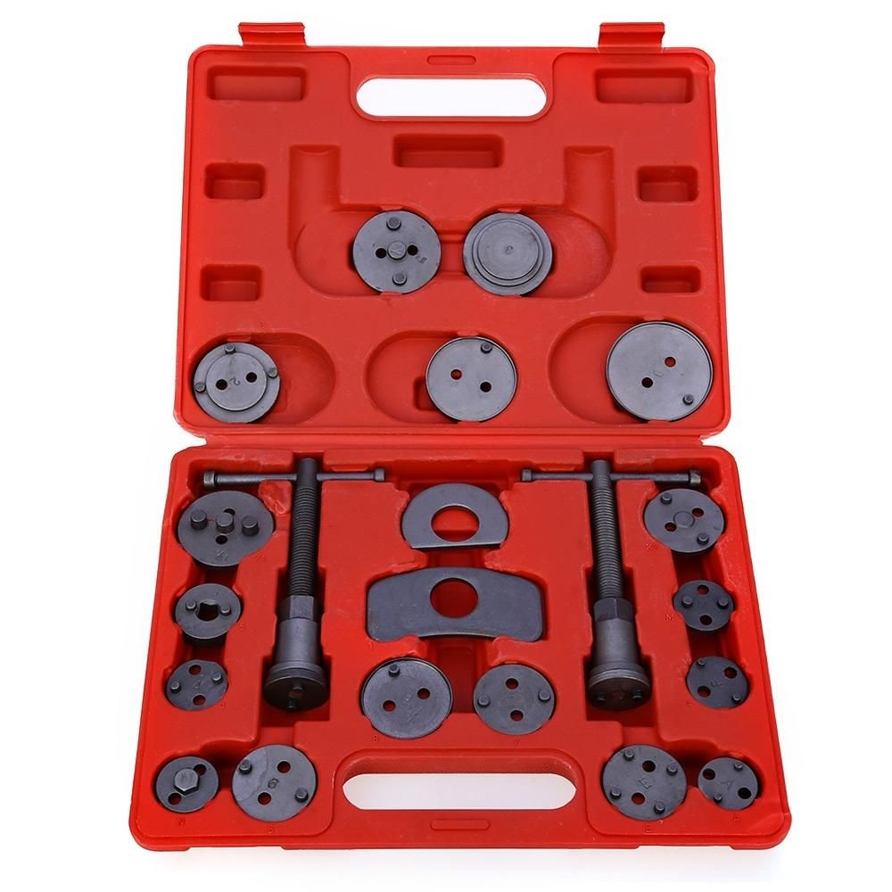 New 21pcs Caliper Disc Brake Piston Pad Universal Car Auto Hand Tool Kit New