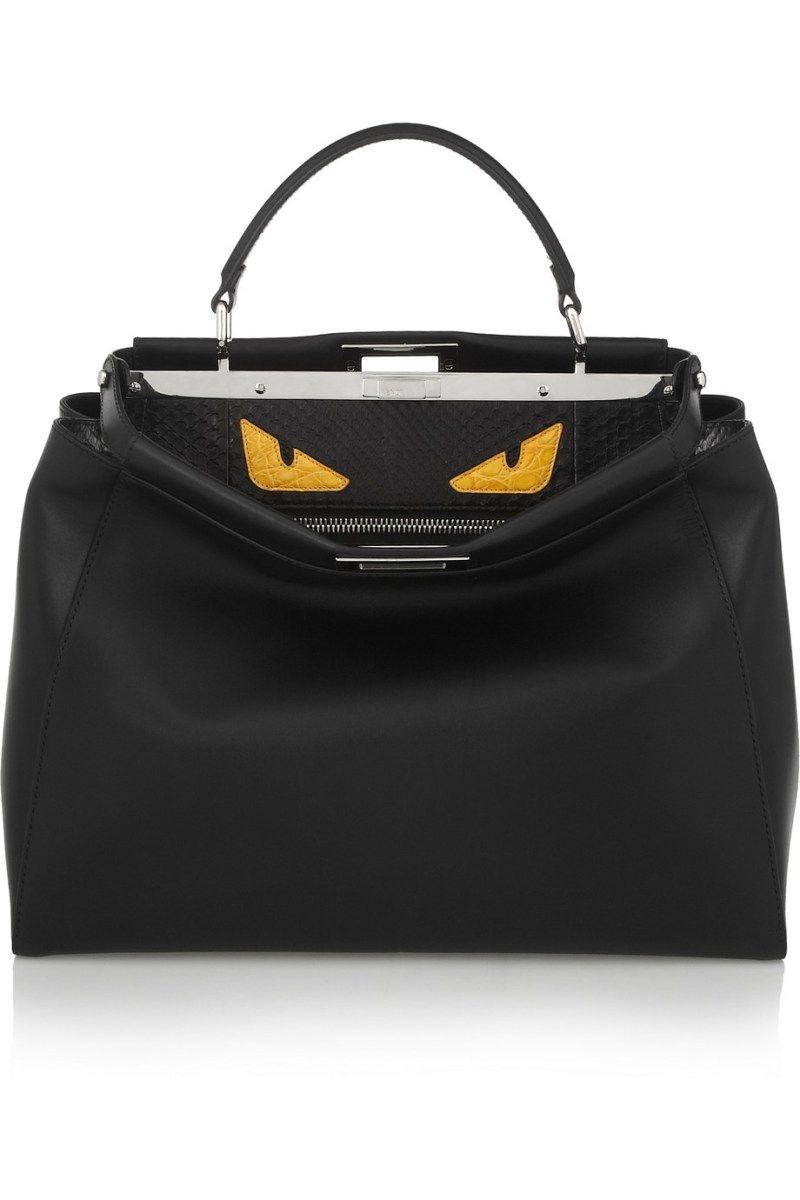 Fendi Bag With Eyes