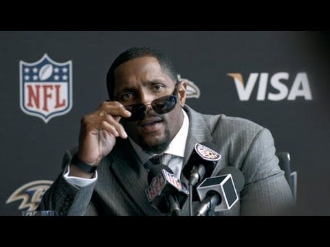 c83b85571 Visa NFL  Ray Lewis s Toughest Interview Yet - YouTube (That lil girl is so  ME!)