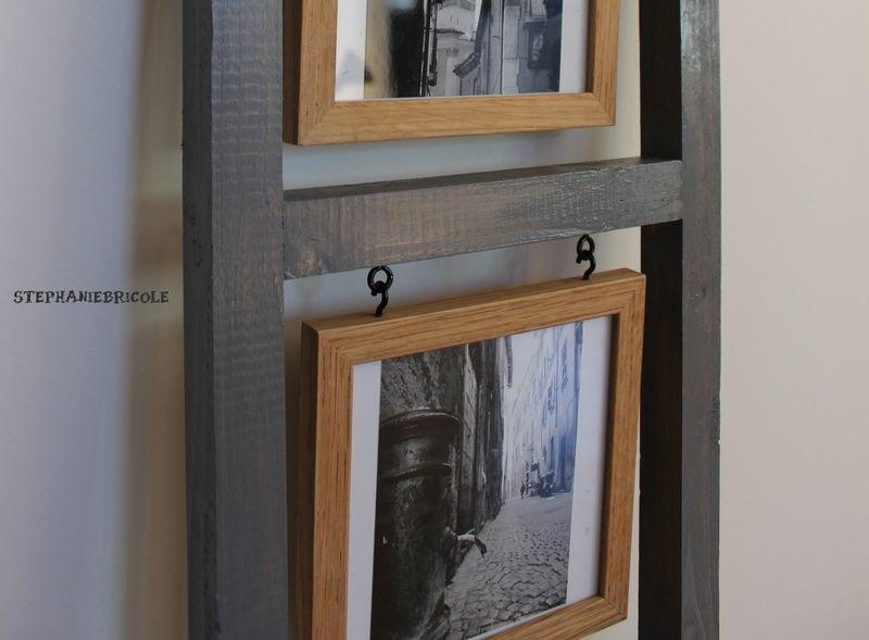 DIY Comment fabriquer une échelle Diy wood, Bricolage and Display