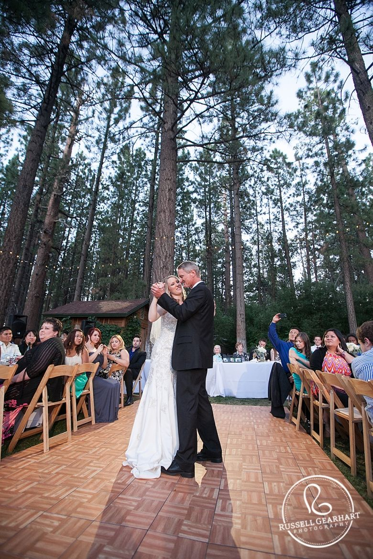 Bear Wedding Kara Brandon Mountain California Rus Gearhart
