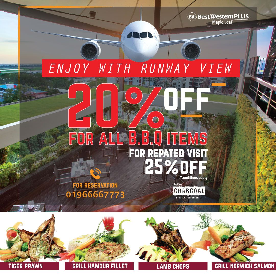 Are you looking for the best rooftop bbq restaurant at