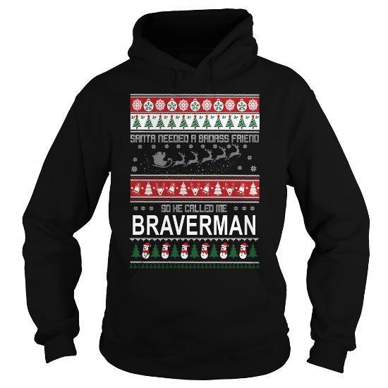 I Love I am the awesome BRAVERMAN T-Shirts