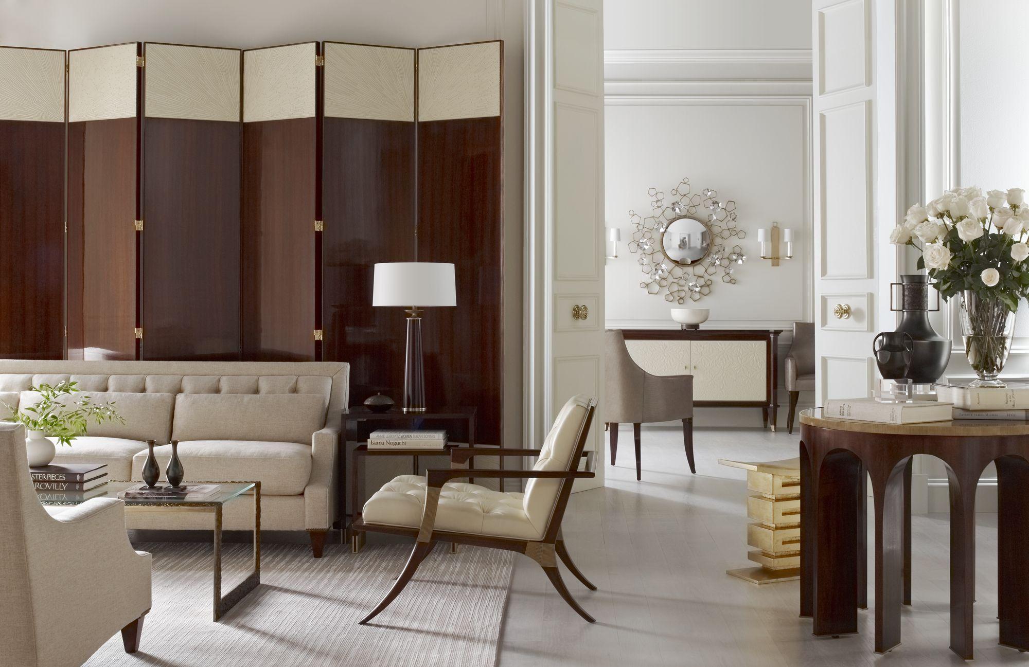 Jean Louis Deniot For Baker Furniture Modern Furniture Living Room Furniture Baker Furniture
