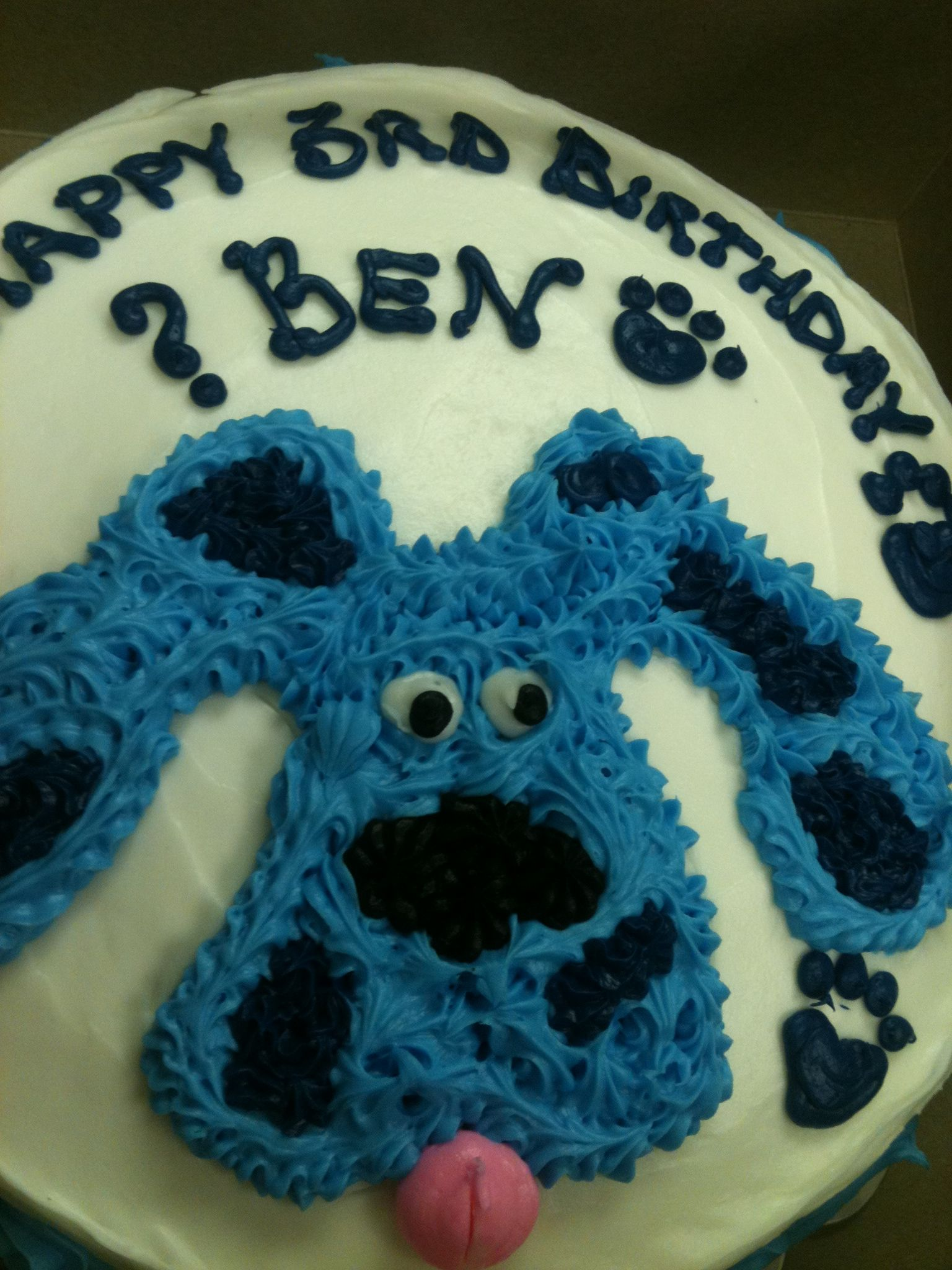 48+ Blues clues cake smash ideas