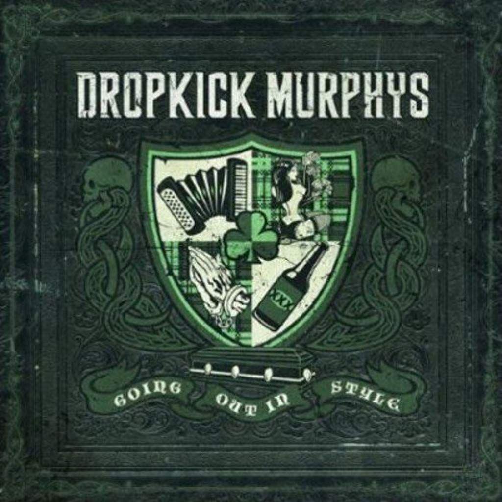 Going Out in Style Dropkick murphys, Album covers