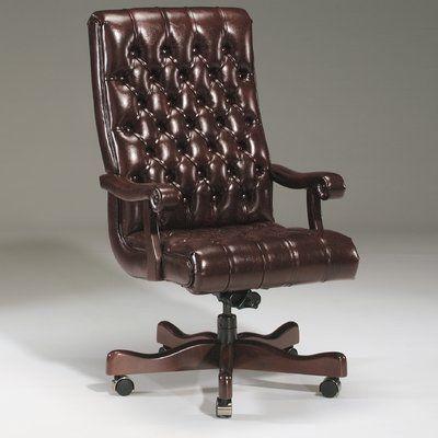 Triune Business Furniture Executive Chair Business Furniture