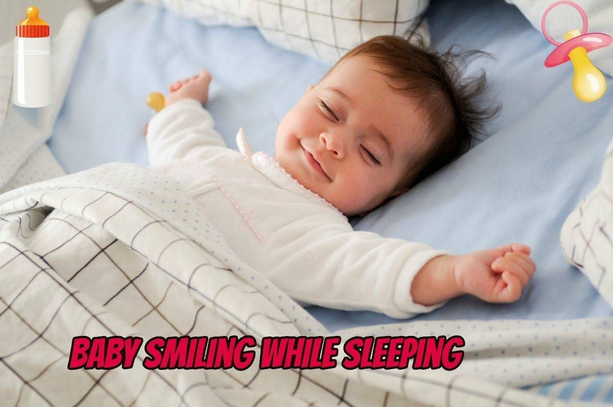 Funny Baby Smile Meme : Baby smiling while sleeping funny video clips hd