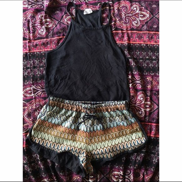 """NWOT Urban Outfitters Shorts ✨MAKE AN OFFER✨✨✨✨Want free shipping??? ✨✨✨ All you have to do is make a p a y p a l account or square cash account!! Prices get lowered even more when you check out with PayPal! Brand New With Out Tags Urban Outfitters Shorts Size X Small. 95% Polyester 5% Metallic. Machine Wash Cold. Super comfortable, with an inner lining because of the colorful outside lace. I am open to offers! I love these shorts!   I am 120 pounds 5'6"""" Urban Outfitters Shorts"""
