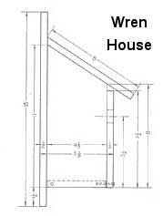 2 Free Wren House Plans Build a Bird House with Free Plans