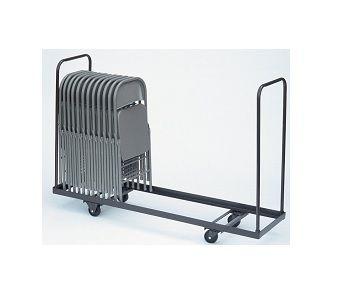 Correll Standing Folding Chair Carts 20x72