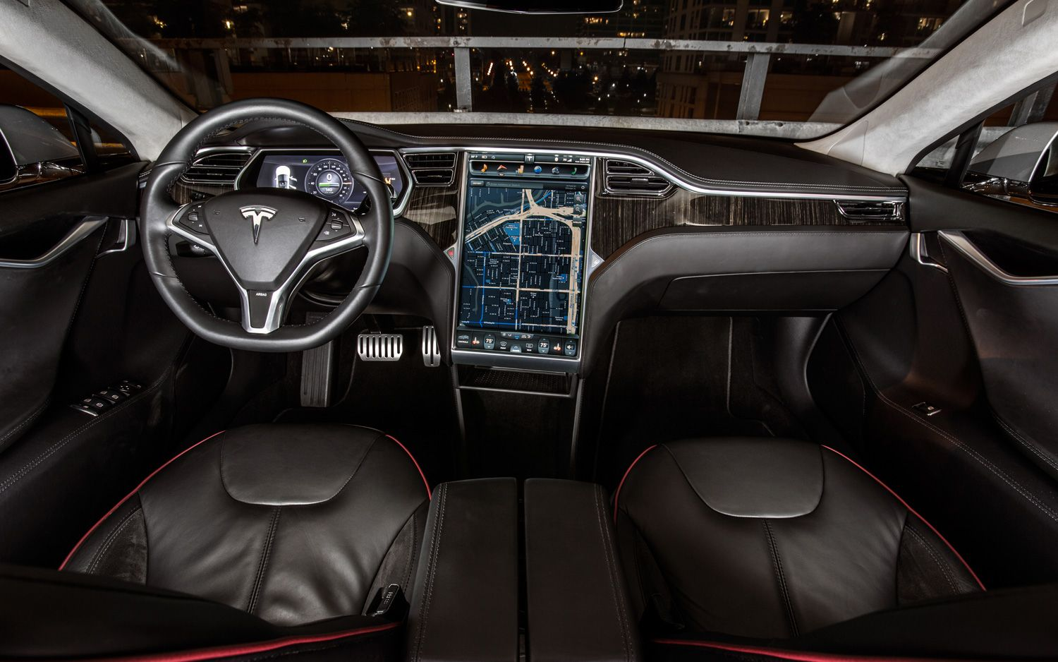 The Car Of Future Today This Stunning Tesla Model