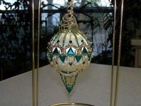 Handmade Christmas Ornaments from Kits.wmv - YouTube | Декор