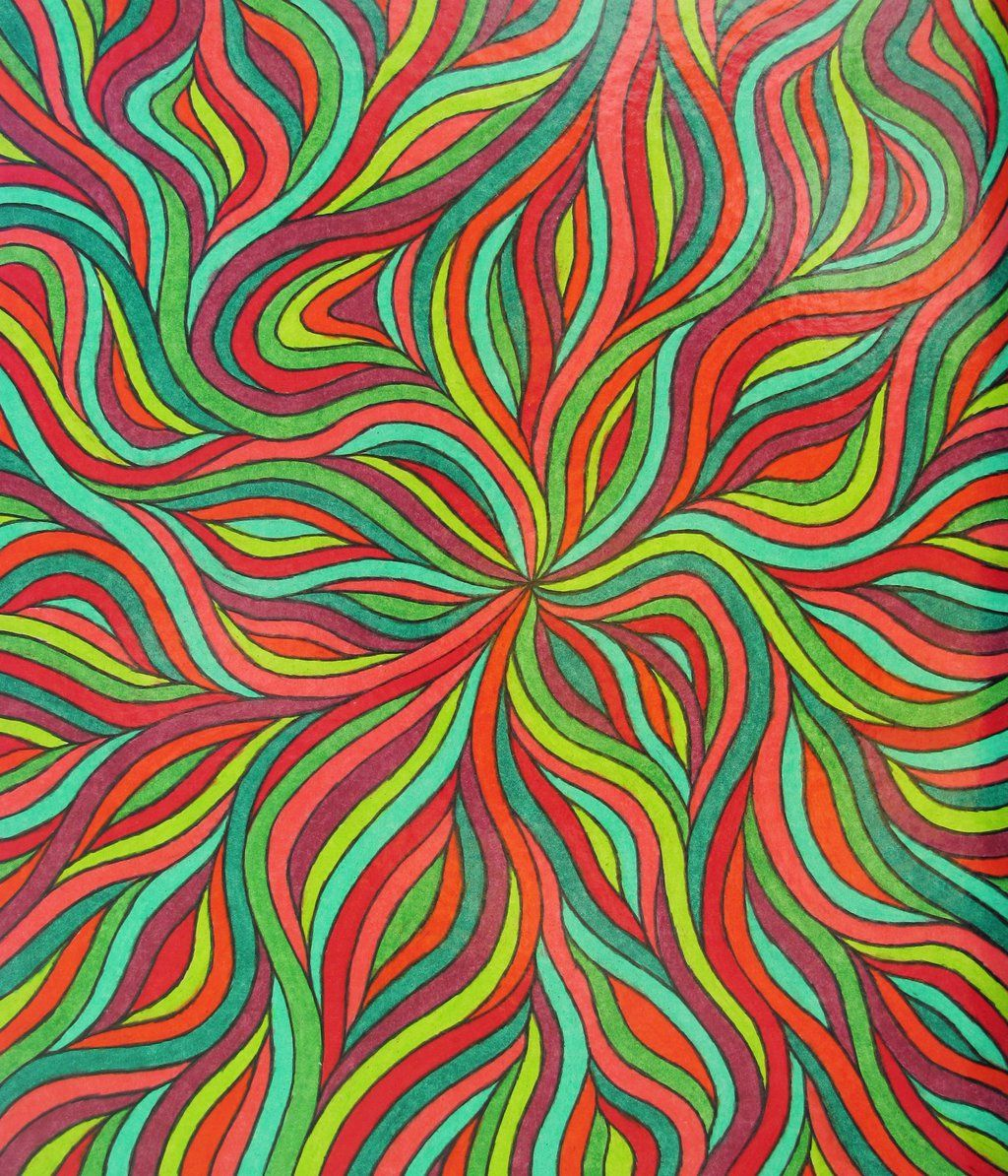 Spiral 2 By Kylewilcoxvisualartviantart On