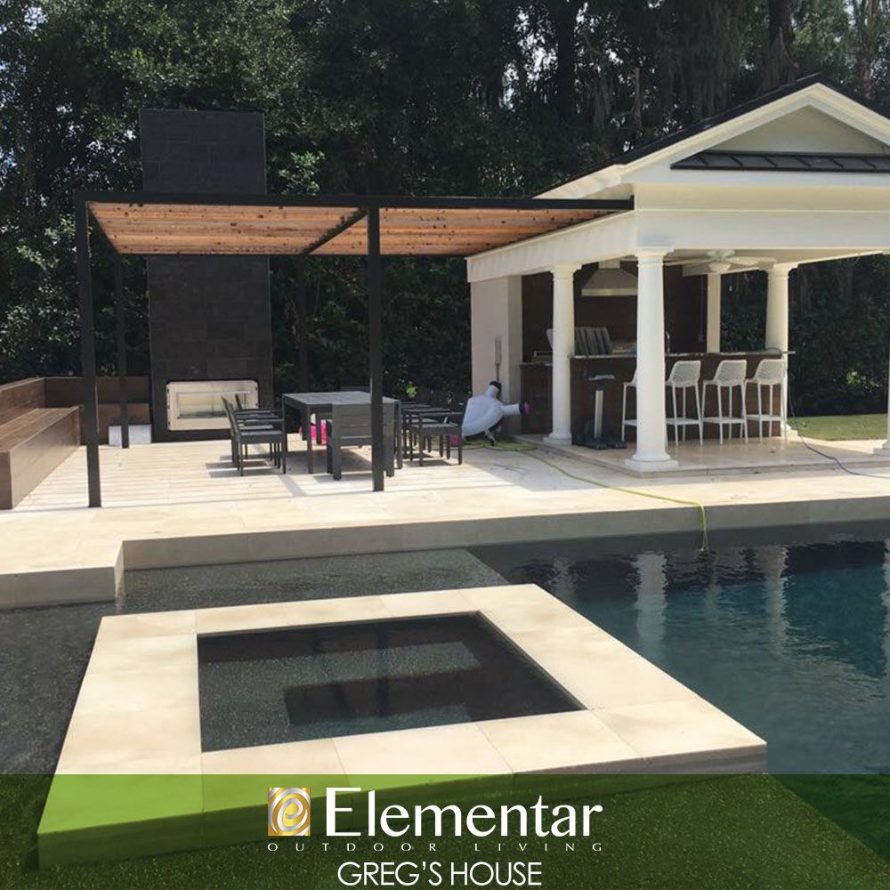 Pin by Elementar Outdoor on Custom Outdoor Living Spaces ... on Elementar Outdoor Living  id=73393