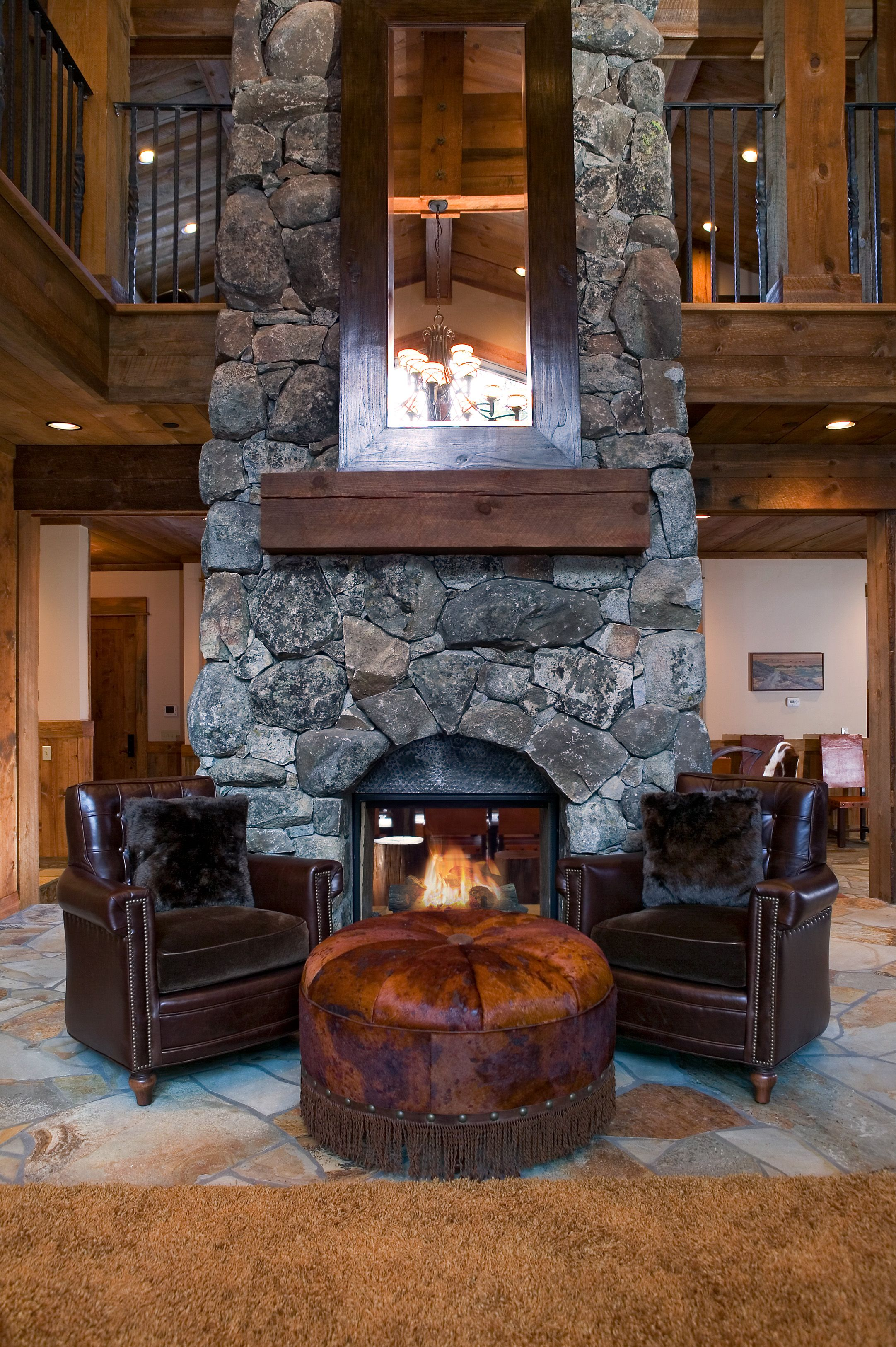 Grouse Ridge High Camp Home Interior Design Truckee Ca Manly