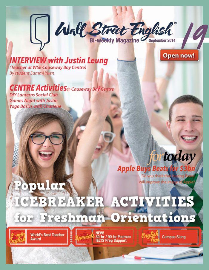 wall street english bi weekly magazine no 19 popular on wall street english id=30125