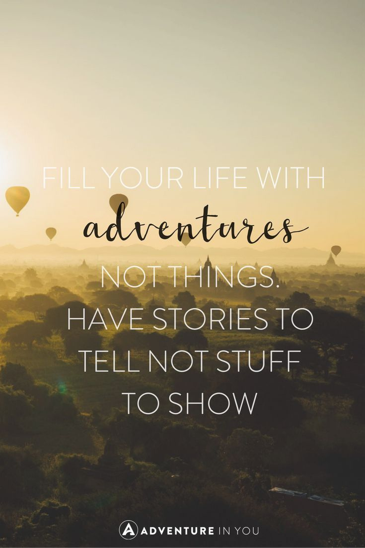 List Of Inspirational Quotes About Life 20 Most Inspiring Adventure Quotes Of All Time  Inspirational