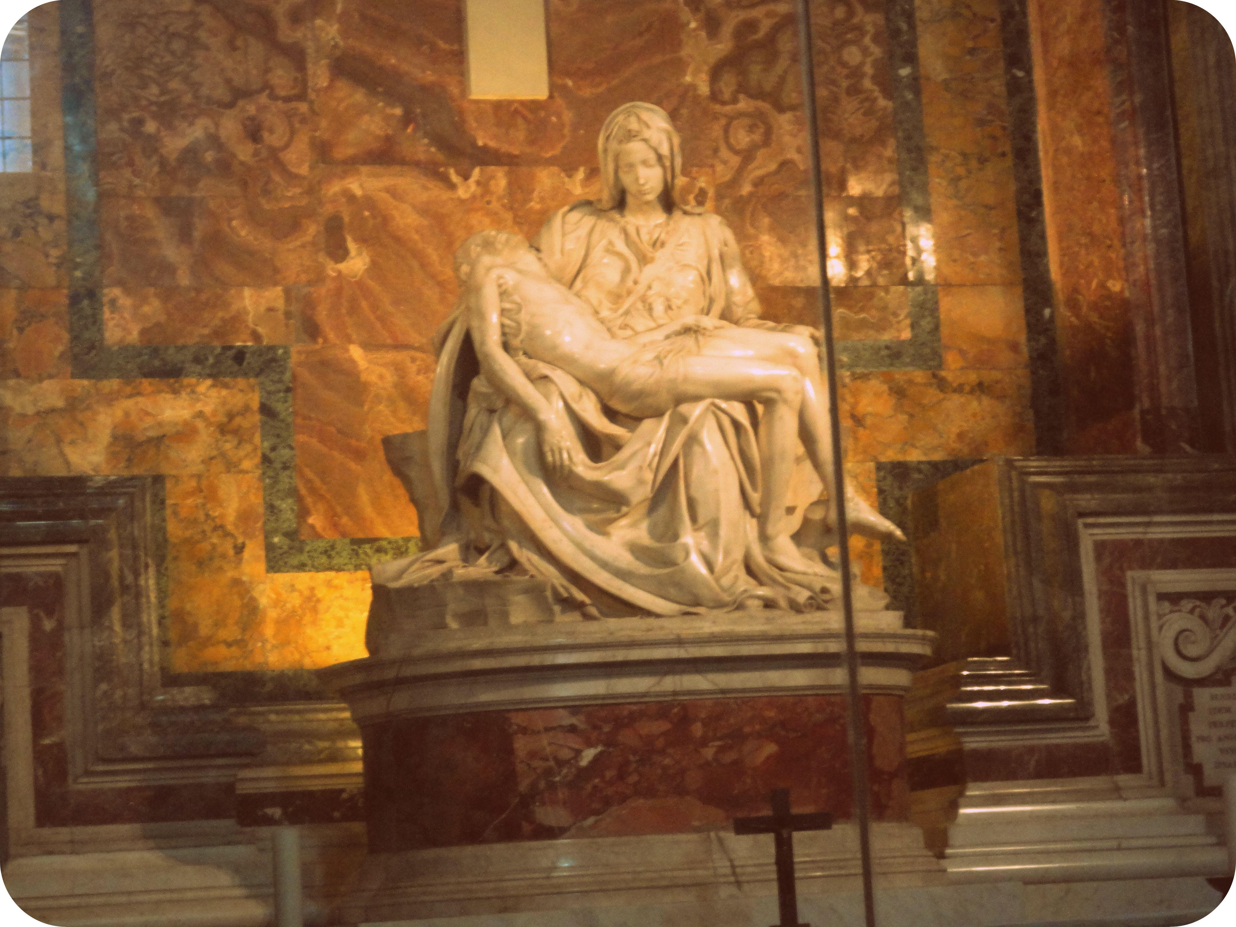 El Vaticano/Italia/La piedad de Miguel Angel