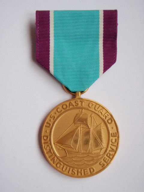 United States Coast Guard Distinguished Service Medal