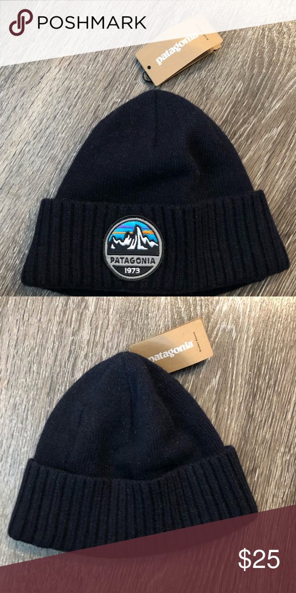 4e9657542c6ac Patagonia Men s Brodeo Beanie The Patagonia® Brodeo Beanie combines the  comfort and warmth you look
