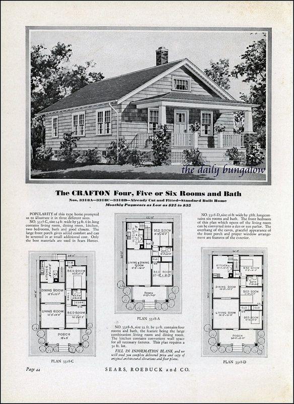 Homes Of Today Sears Kit Houses 1932 Vintage House Plans Kit Homes Hudson Homes
